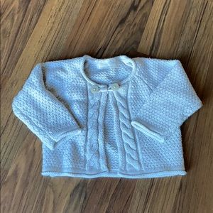 Boutique Made in Spain Baby Cardigan